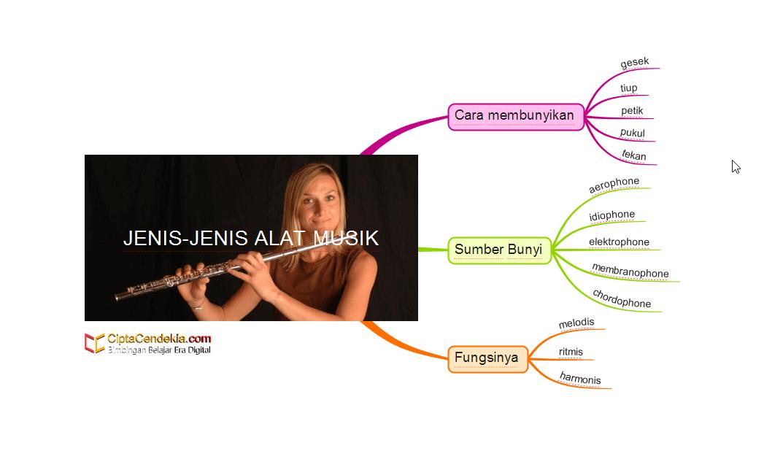 Jenis Jenis Alat Musik Lengkap Dengan Gambar Ciptacendekia Com