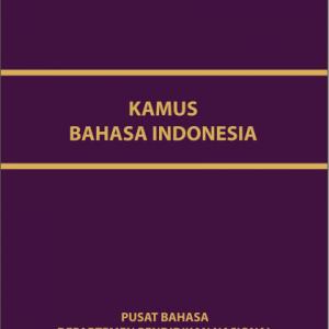 kbbi kamus besar bahasa Indonesia