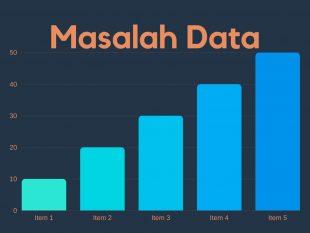 masalah data