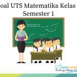 soal UTS Matematika Kelas 5 Semester 1