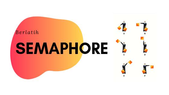 berlatih semaphore