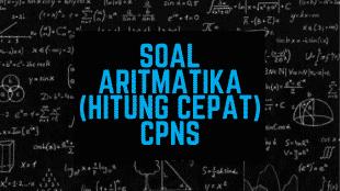 Soal Aritmatika CPNS